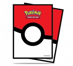 Ultra Pro Pokemon Pokeball Deck Protectors Box