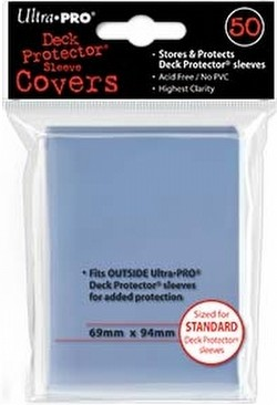 Ultra Pro Standard Size Deck Protector Sleeve Covers Pack