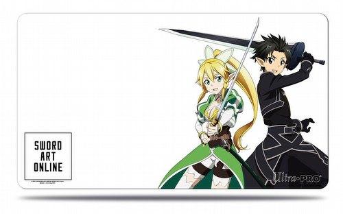 Ultra Pro Weiss Schwarz Sword Art Online Kirito/Leafa Play Mat