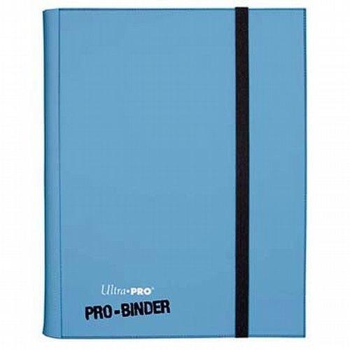 Ultra Pro Light Blue 9-Pocket Pro Binder