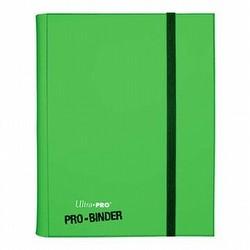 Ultra Pro Light Green 9-Pocket Pro Binder