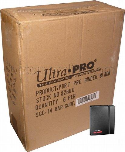 Ultra Pro 9-Pocket Pro Binder - Black Case [6]