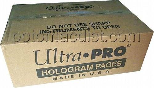 Ultra Pro Platinum Series 9-Pocket Pages Case [1000 pages]