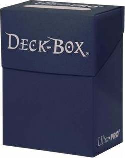 Ultra Pro Blue Deck Box