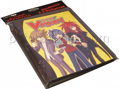Ultra Pro Cardfight Vanguard 4-Pocket Portfolio