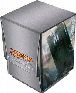 Ultra Pro Magic the Gathering Command Tower Deck Box