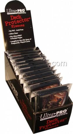 Ultra Pro Standard Size Deck Protectors Box - Generals Order Han Sui