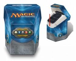 Ultra Pro Magic Mana Blue Commander Deck Box