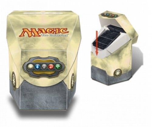 Ultra Pro Magic Mana White Commander Deck Box