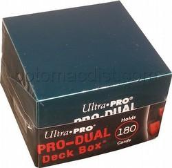 Ultra Pro Pro-Dual Green Deck Box