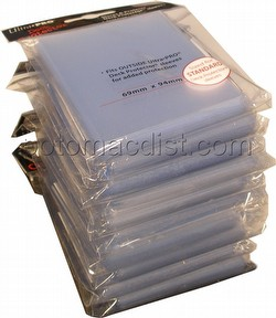 Ultra Pro Standard Size Deck Protector Sleeve Covers [10 packs]