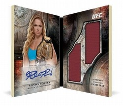 2014 Topps UFC Bloddlines Trading Card Case [Hobby/6 boxes]