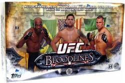 2014 Topps UFC BloodlinesTrading Card Box [Hobby]